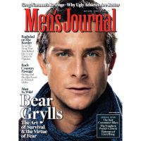 Bear Grylls in Men's Journal