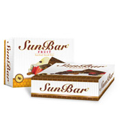 Sunbars are High Fiber Foods