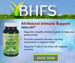 Alpa 20C for Immune Support