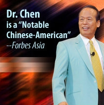 Dr. Chen of Sunrider Products