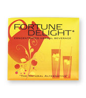 Sunrider Fortune Delight Health Drinks