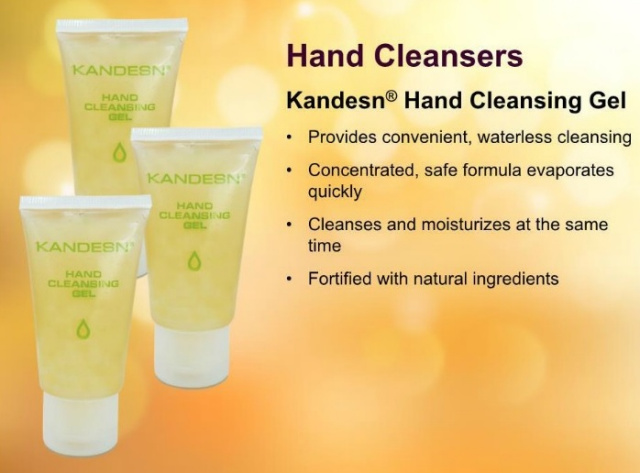 Kandesn Hand Cleansing Gel