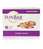 Sunbars are Healthy Snacks