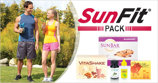 Sunrider Sunfit Pack