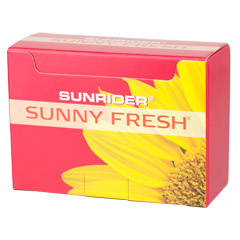 Sunyyfresh for dry scratchy throat