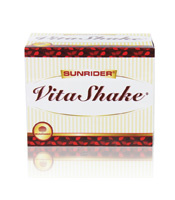 VitaShake is fiber rich food in a health drink