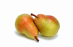 Pears are vegetarian foods with live enzymes